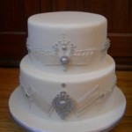 cake for web site - silver ann